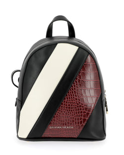 Backpack color band pattern