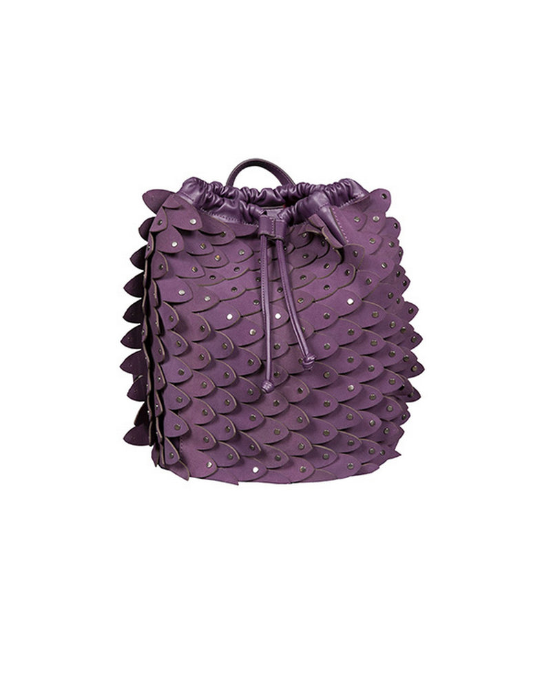 Mermaid texture backpack