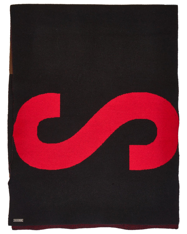 Scarf with SLVNH logo