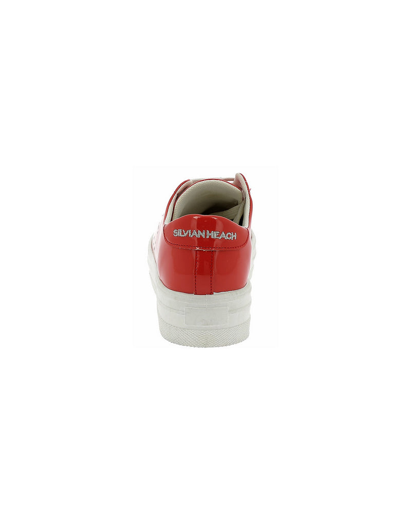 Sneakers embroidered lace COLCHA