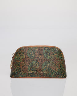 Clutch bag animal pattern