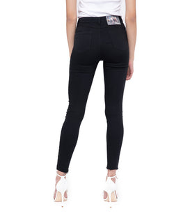 Solid color skinny jeans ROODEPOORT