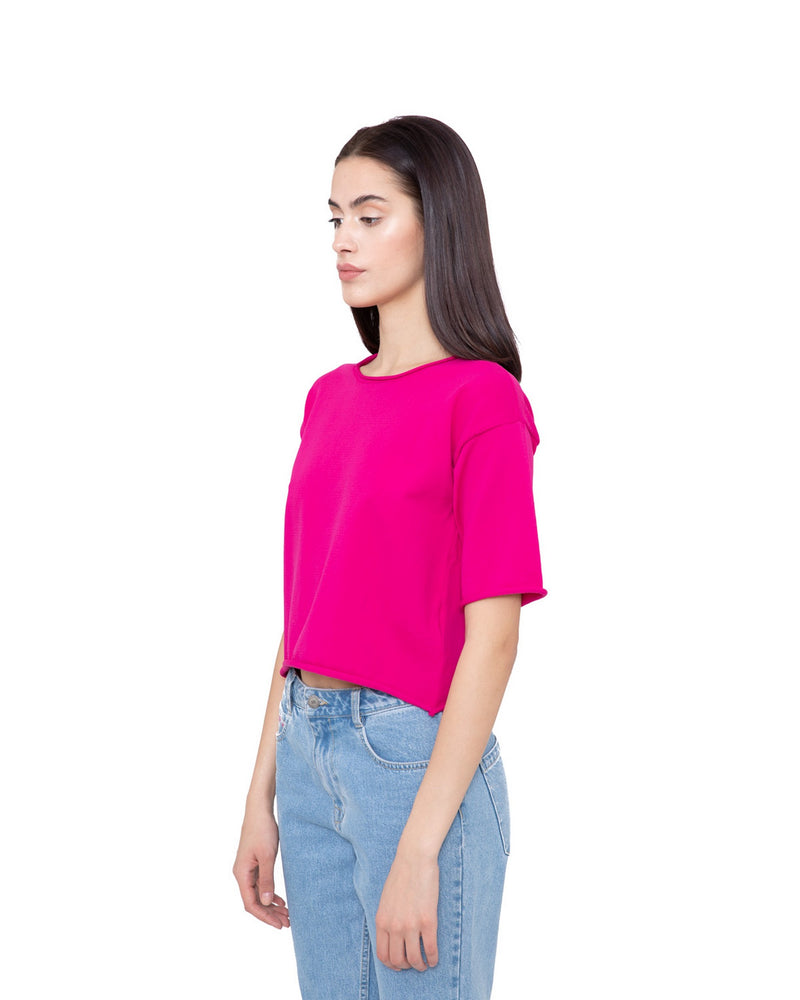 Short sleeves sweater NAJASA