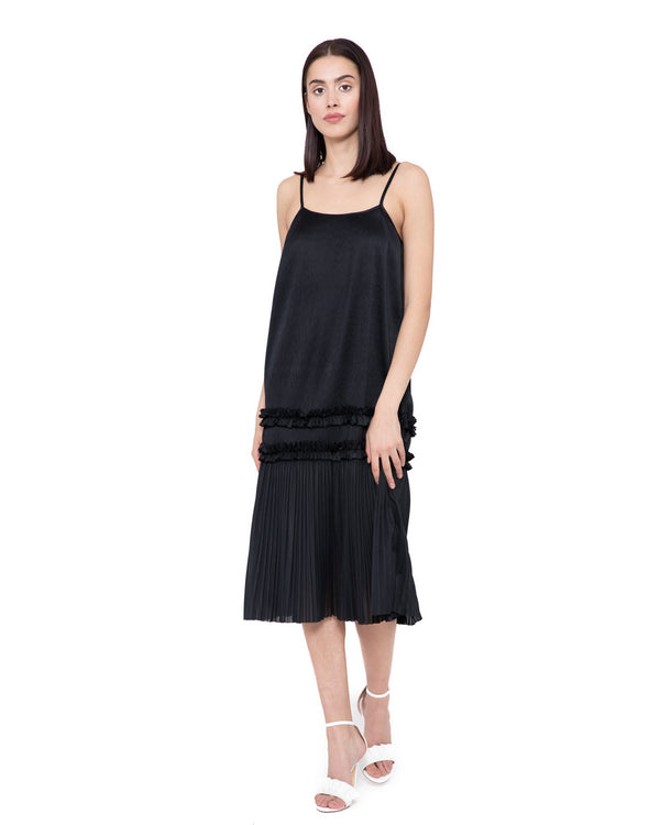 Pleated dress NEWTOK