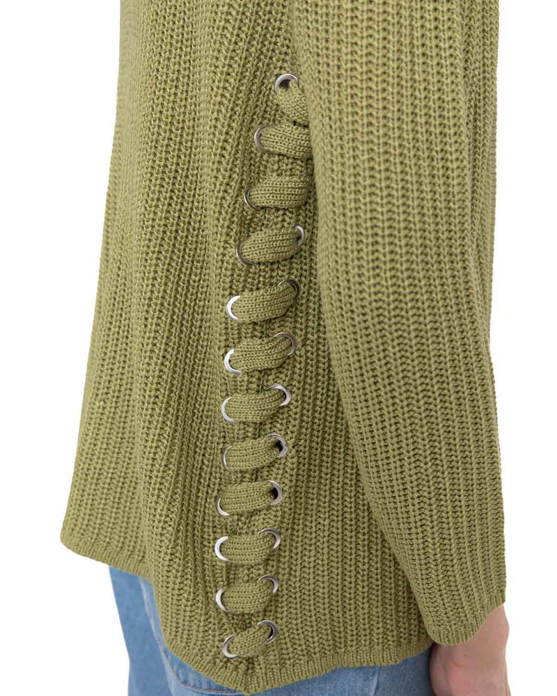 Knitted cardigan DELISUR