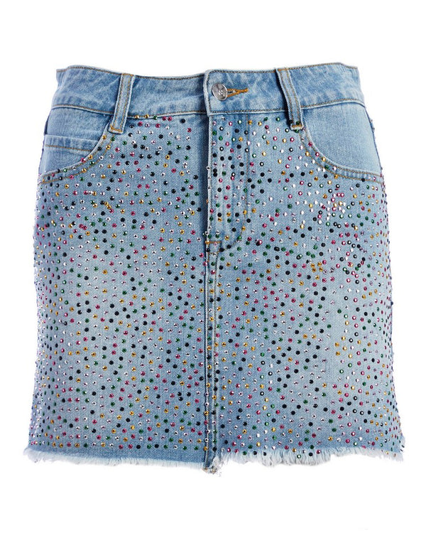 MINISKIRT DENIM COIAS