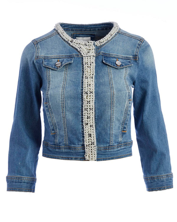 JACKET DENIM HUMS