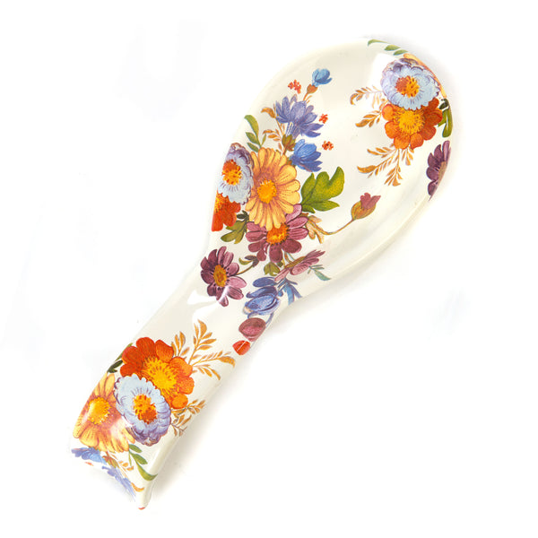 Enamel Spoon Rest