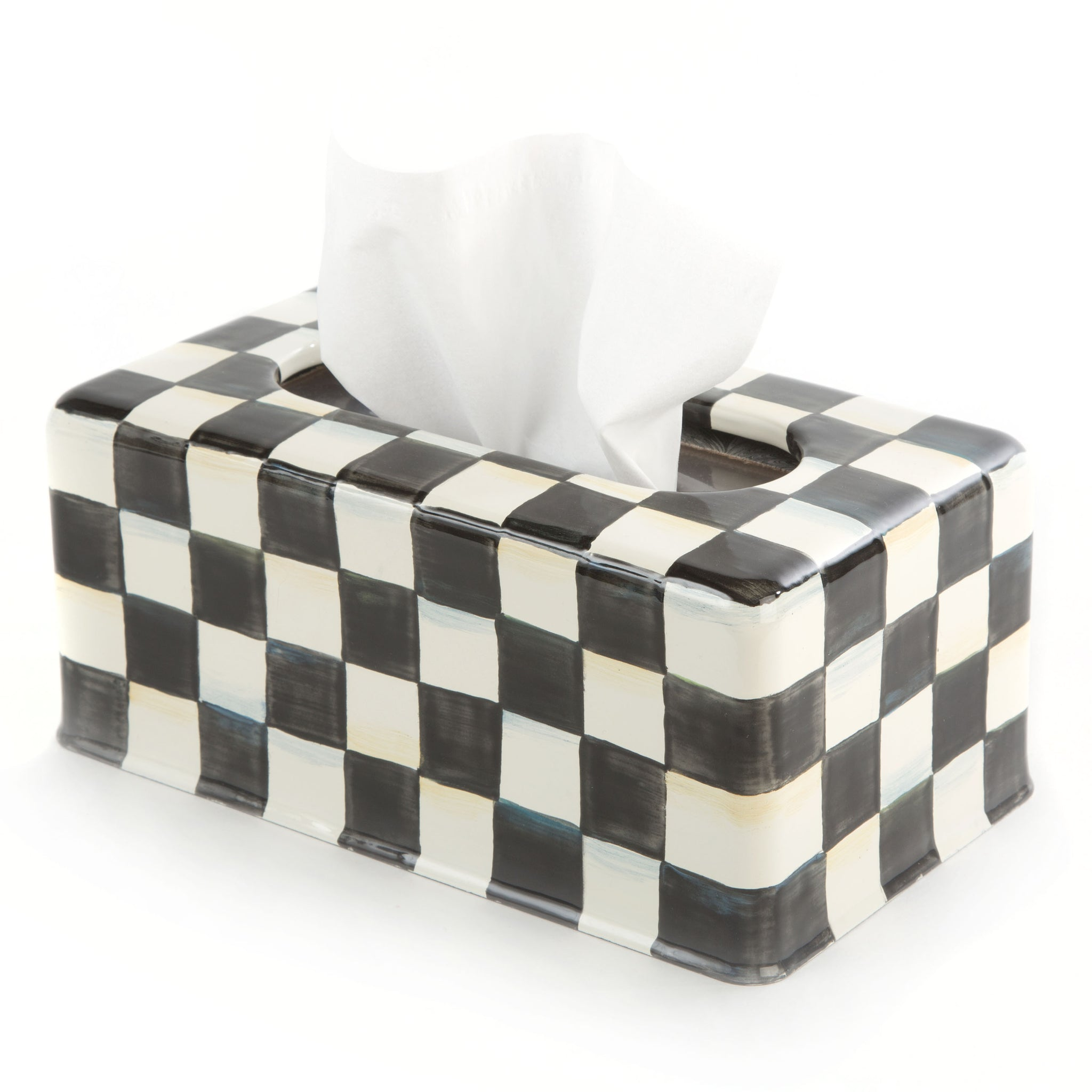 Standard Tissue Box Cover