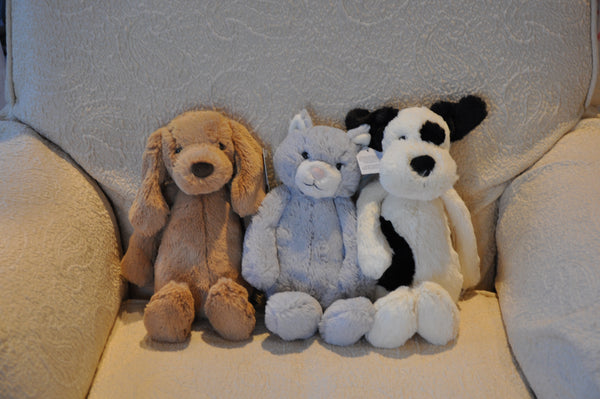 Jellycat Medium Bashful Animals