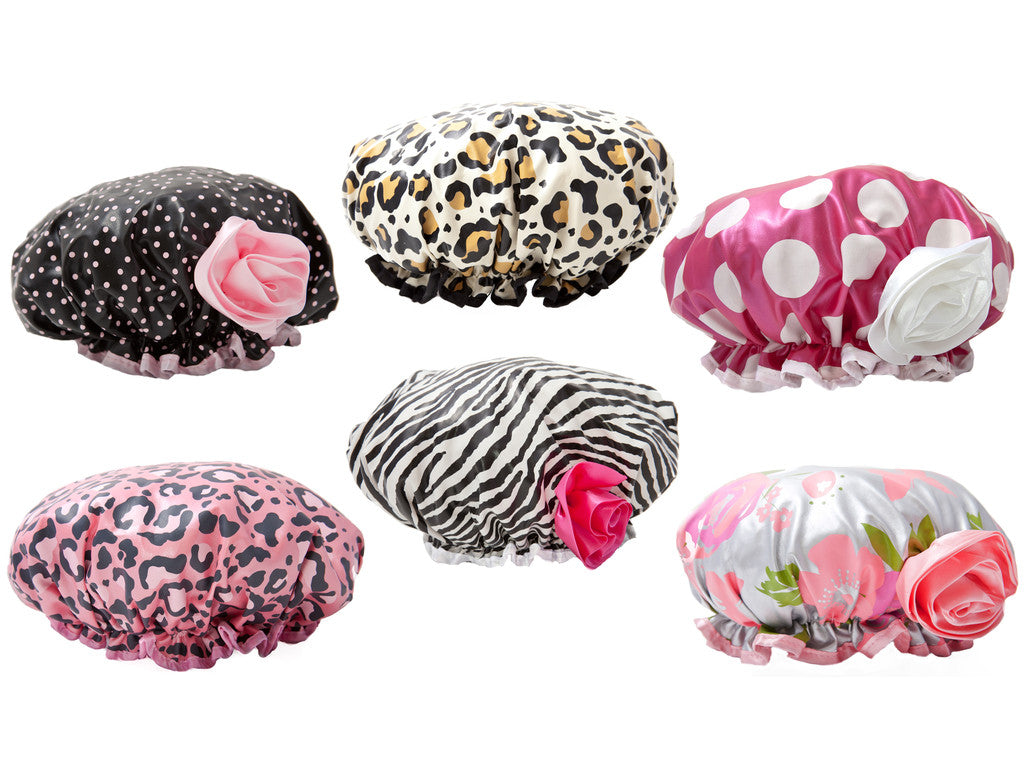 Bath Diva Shower Cap Stockings Shower Cap And Hair On Pinterest