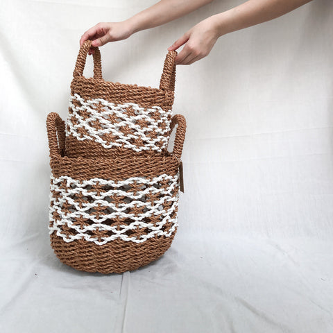 AMELI Seagrass Multifunctional Storage Basket