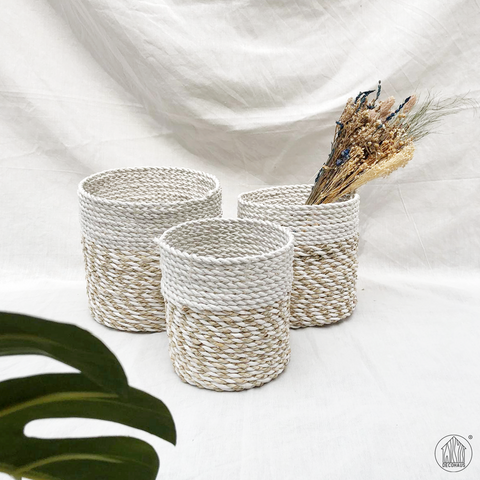 ASTARI Seagrass Woven Multi Purpose Storage Basket