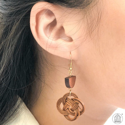 ANYAM Hook Earrings