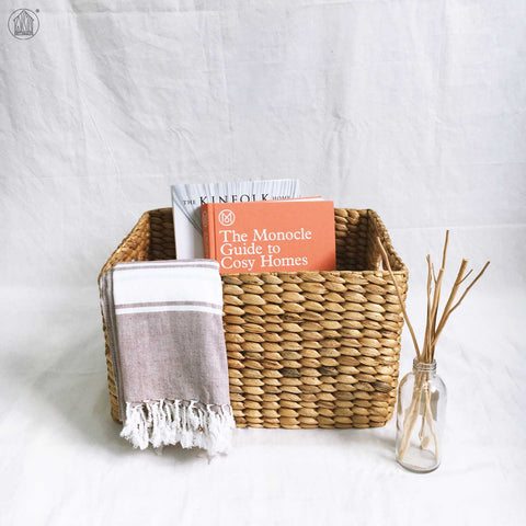 ALOKA Water Hyacinth Storage Basket