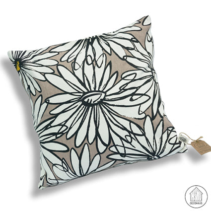 DAISY Canvas Cushion Cover