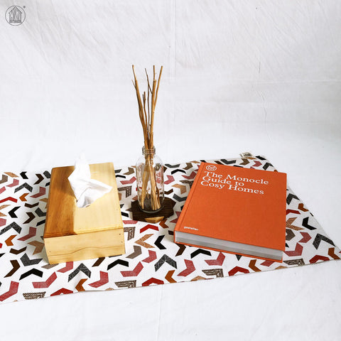 ARROW Canvas Table Runner