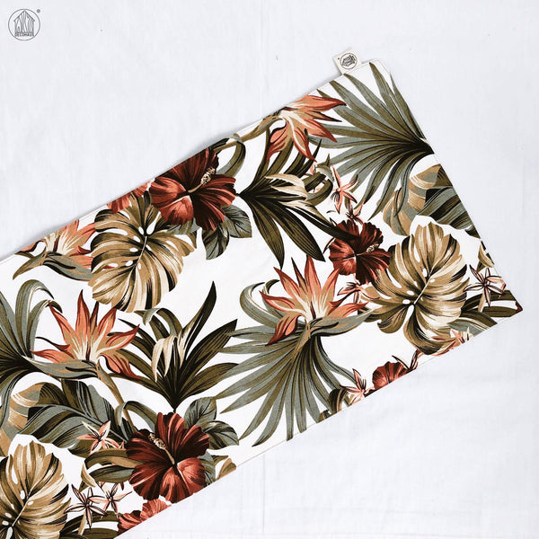 FLORA Canvas Table Runner