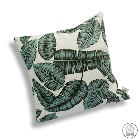 PALM TREE Canvas Cushion Cover