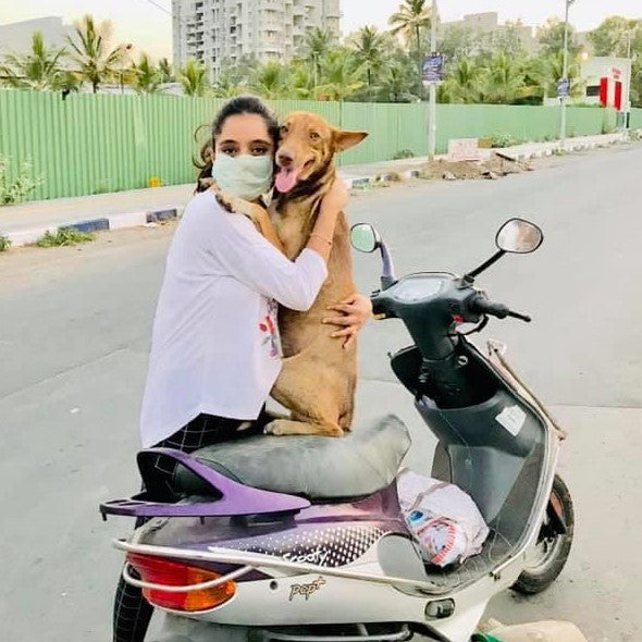 Floof Superhero For The Animals - Priyanka Singh Rathore