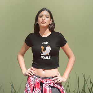 Floof And Exhale Women's T-shirt