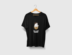 Floof Go Away Human T-shirt (new)