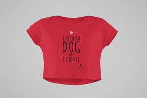 Floof I Kissed A Dog And I Liked It Women's T-shirt
