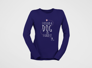 Floof I Kissed A Dog And I Liked It T-shirt (new)