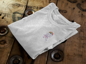 Floof Pride Dog Unisex T-shirt