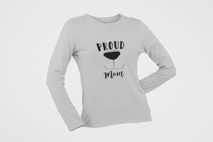Floof Proud Mom Women's T-shirt