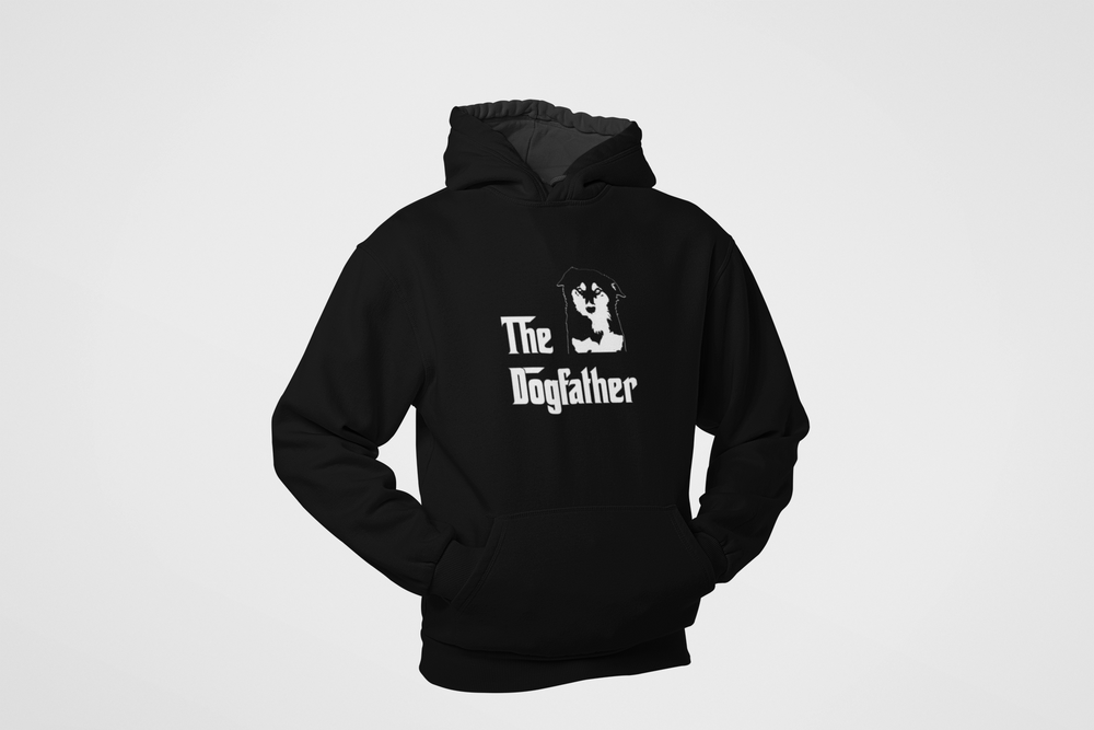 Floof The Dogfather Hoodie