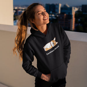 Constant mood hoodie for dog lovers