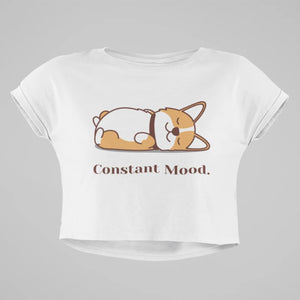 Constant Mood Floof t-shirt for dog lovers