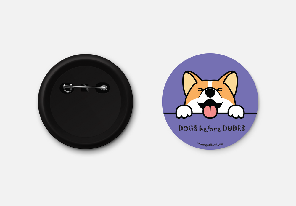Floof Badges
