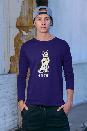 Floof Hi Slave Unisex T-shirt (new)