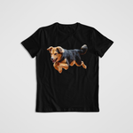 customised tshirt for dog and pet lovers