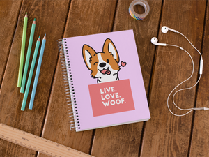 Floof Notebooks