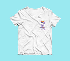 Unisex T-shirt for dog lovers pride dog