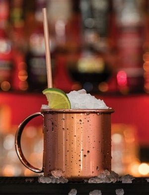 Moscow Mule Mug - Straight - 500ml - Beaumont SA