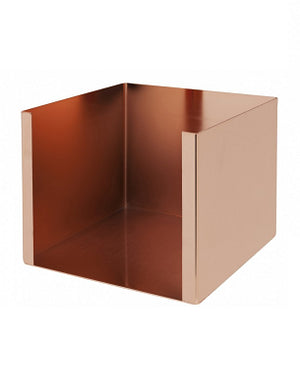 Napkin Holder - Copper Plated - Beaumont SA