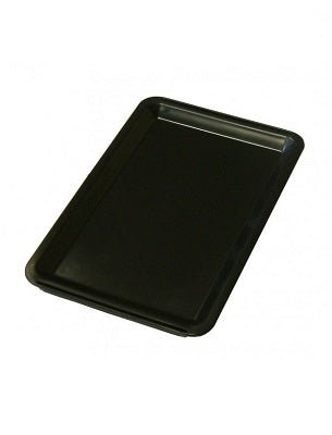Tip Tray - Black Plastic - Plain