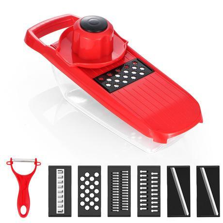 Mandoline Slicer Vegetable Cutter | Multi-function Fruit Slicer