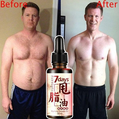 Image of Body Slimming Massage Oil | Weight Loss Essential Oil