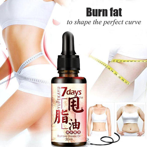 Body Slimming Massage Oil | Weight Loss Essential Oil