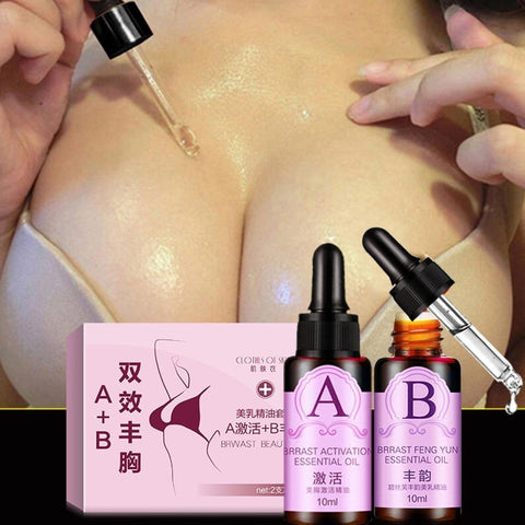 Image of Breast Enhancement And Enlargement Oil | Bust Massage Oil