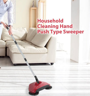 Magical Sweeper And Vacuum Cleaner | Revolutionary Spin Broom