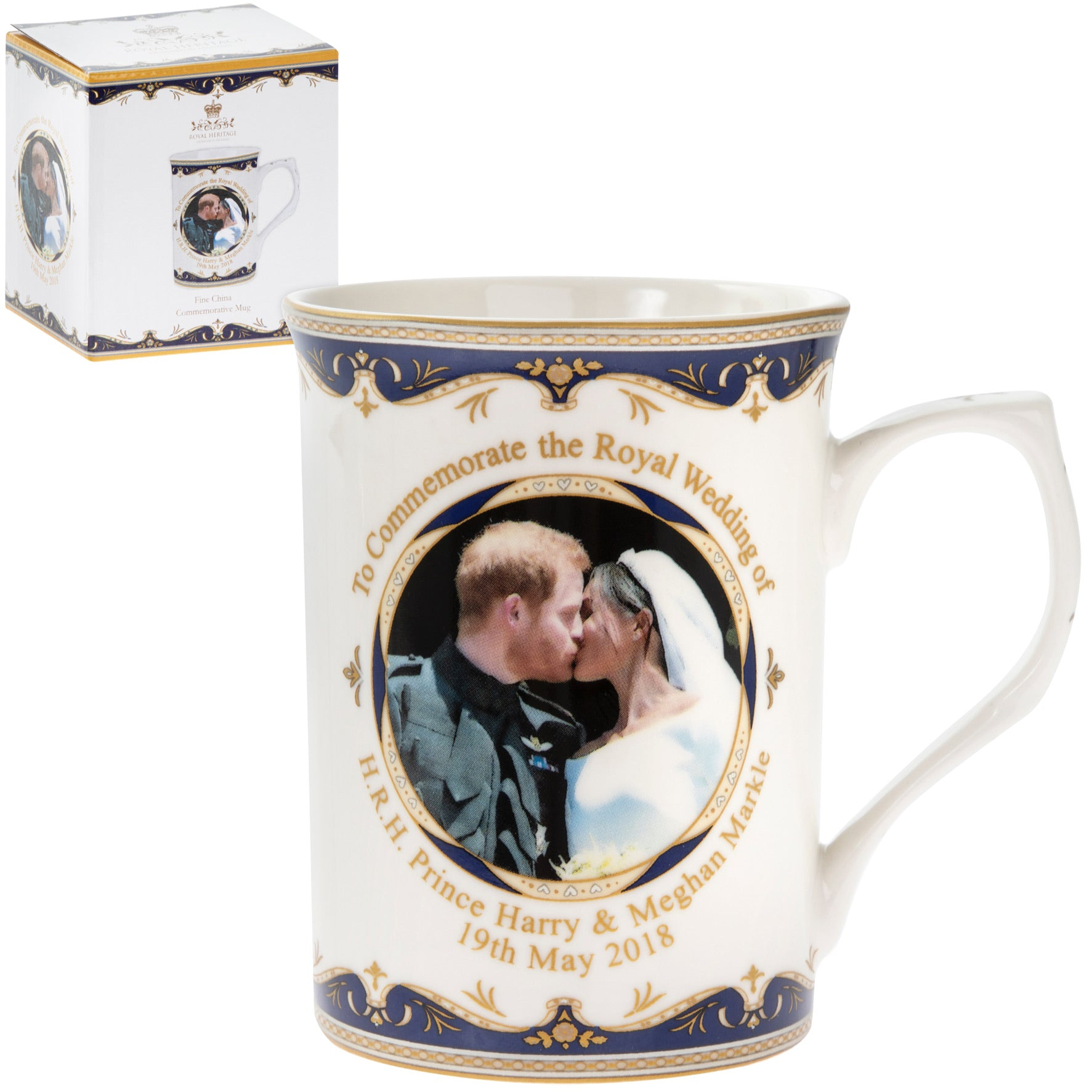 Royal Wedding Lap Tray Discount When Buying a Royal Wedding First Kiss Mug
