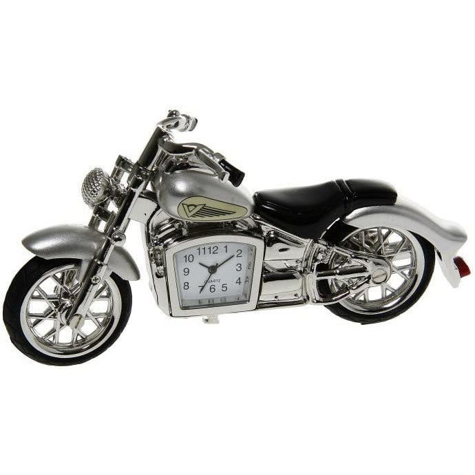 Miniature Motorbike Clock