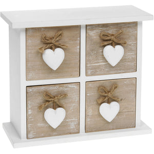 Four Drawer Mini Chest