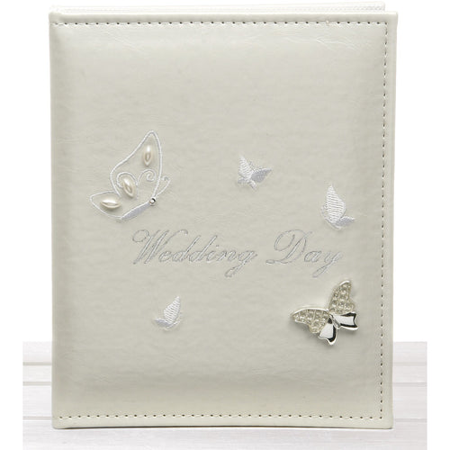 Butterfly Wedding Photo Album